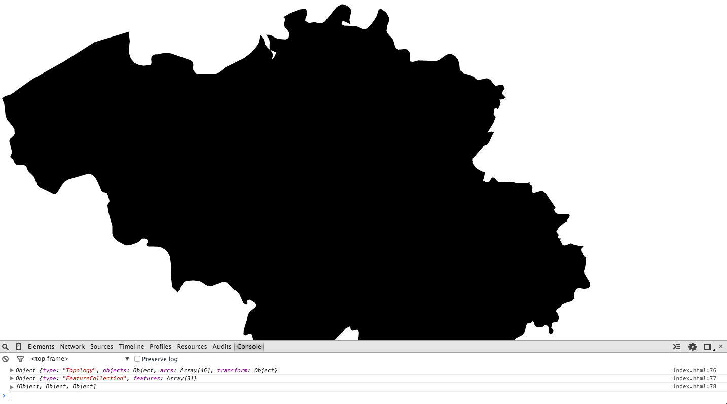 Creating A Map In D Visual Data Analysis Lab - Belgium map png