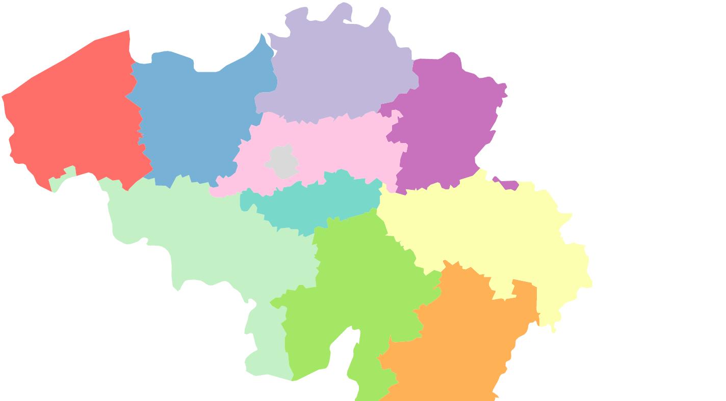 D3 us topo json color map